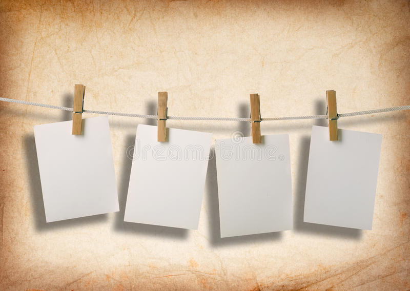 Old paper royalty free stock photos