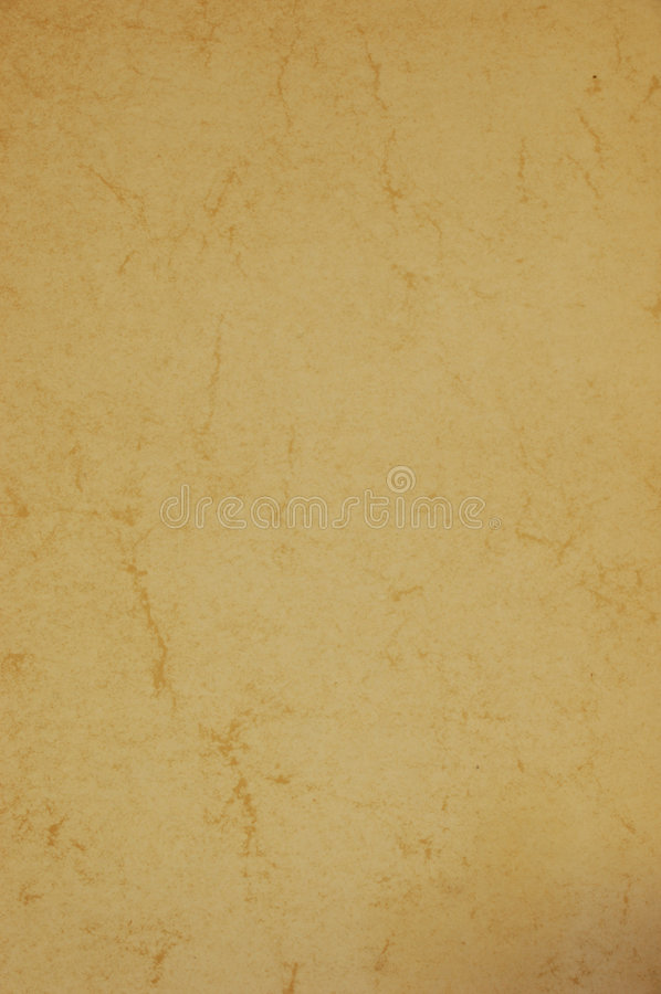 Old paper 2. Antique brown paper, blank stock image