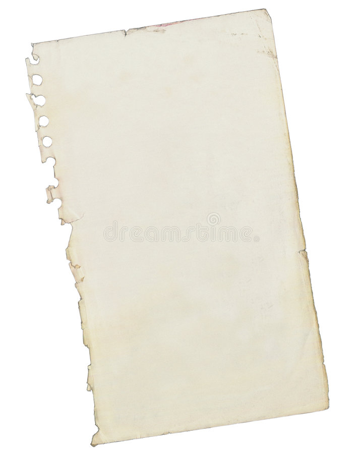 Old_paper vector illustration