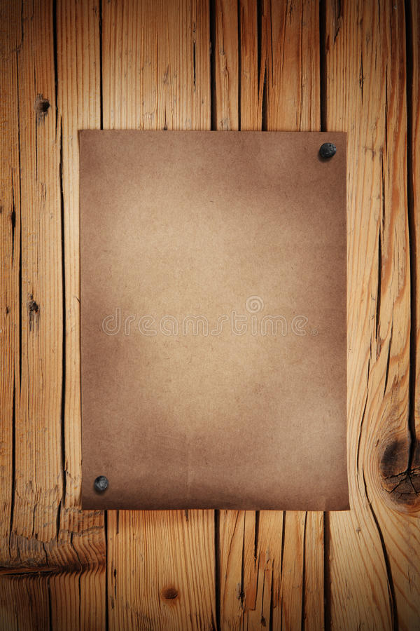 Download Old paper stock photo. Image of frayed, dirty, aged, antique - 26592290