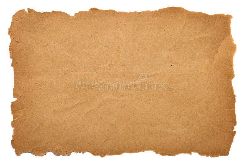 Download Old paper stock photo. Image of design, backgrounds, isolated - 27230710