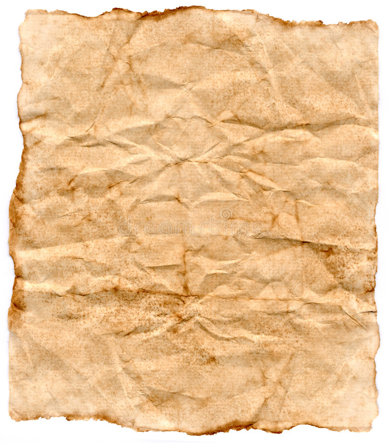 Free Old Paper 4 Royalty Free Stock Image - 581596