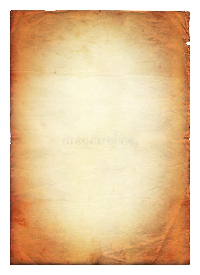 Old_paper illustration libre de droits