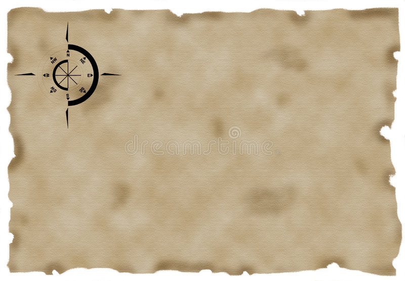 Old Paper stock illustration