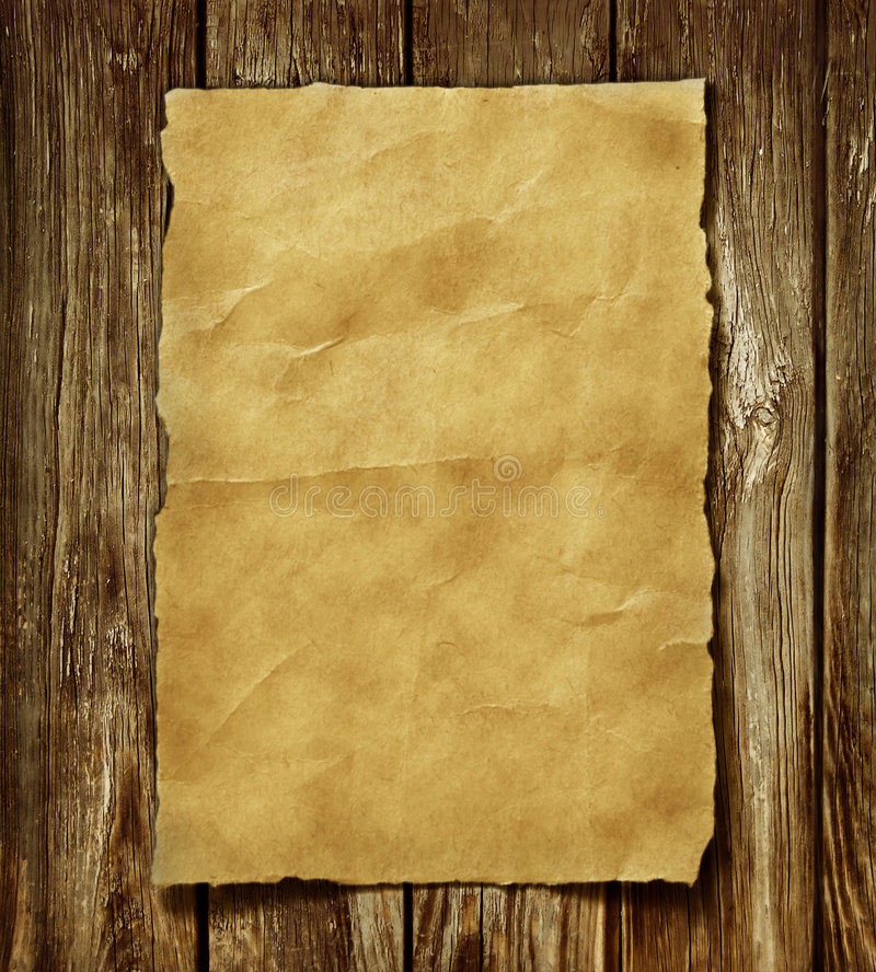 Free Old Paper Royalty Free Stock Image - 8815606