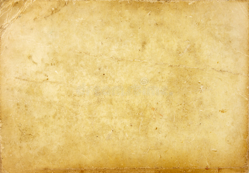 Fondo De Papel Viejo: Old Paper Background 1 Stock Image. Image Of Ancient