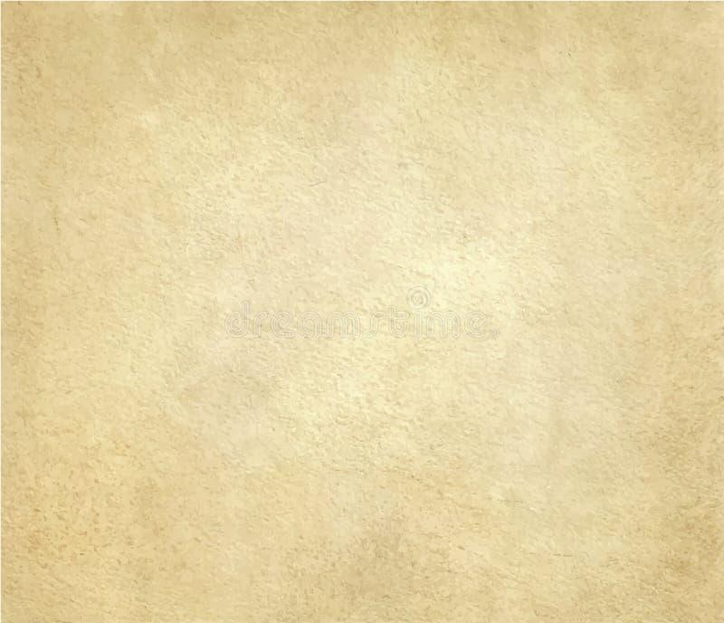 Old paper background. vector illustration