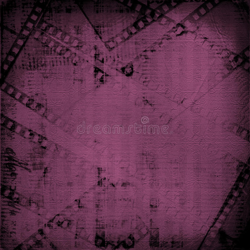 Download Old Paper And Grunge Filmstrip Stock Image - Image: 23787241