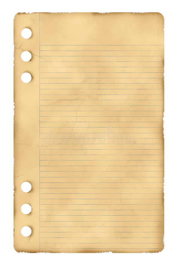 Download Old paper leaf stock photo. Image of stained, soiled, backgrounds - 4350554