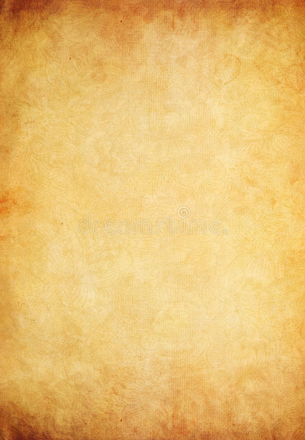 Old paper parchment as grunge background royalty free stock photo