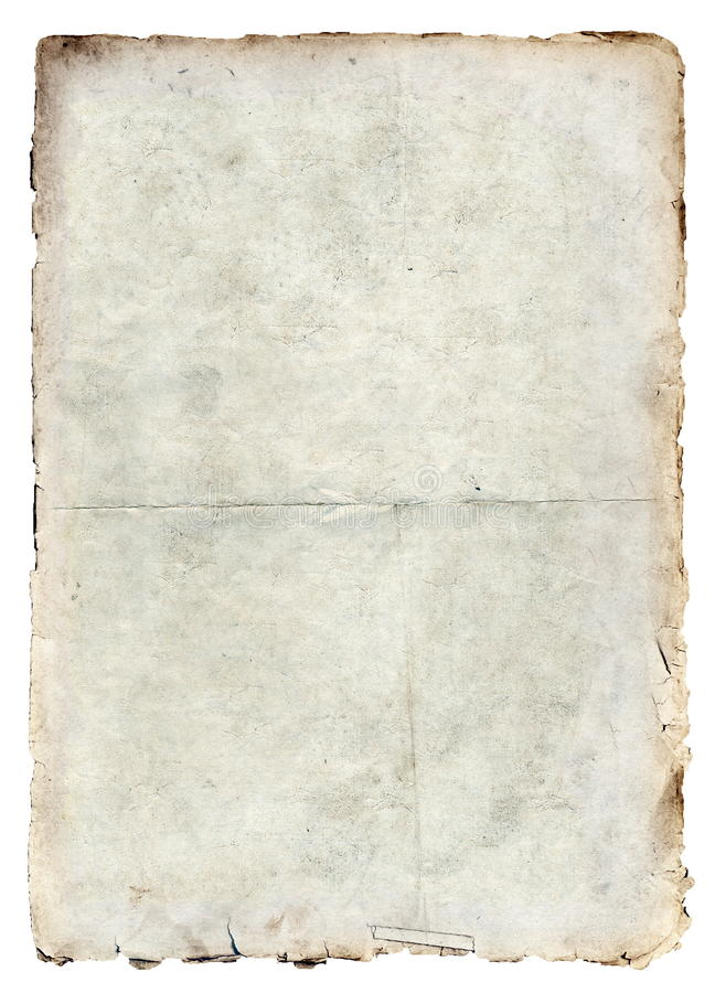 Free Old Paper Texture Royalty Free Stock Image - 18063106