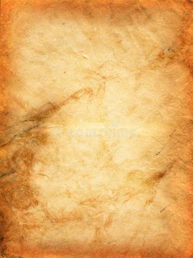Old paper texture royalty free illustration