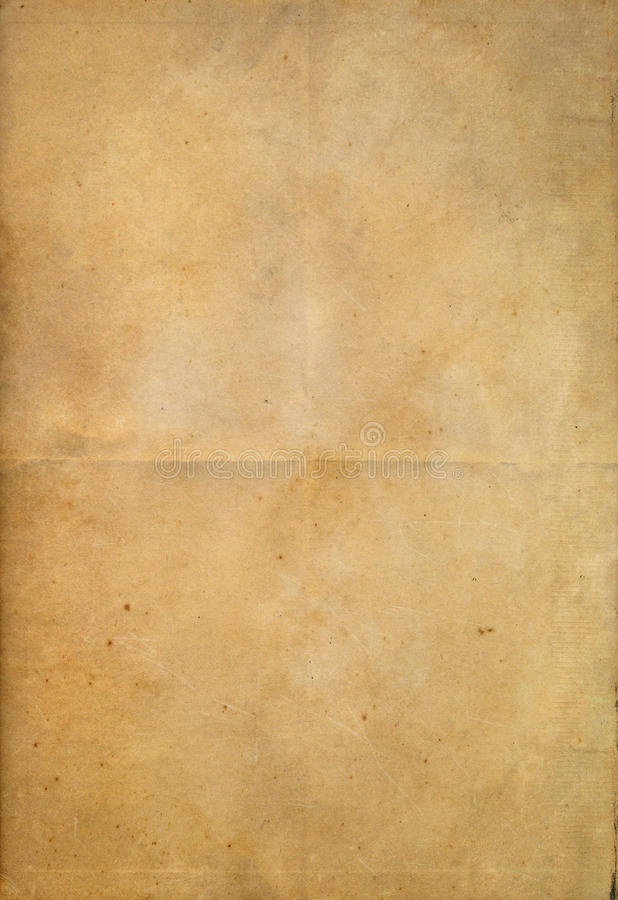 Free Old Paper Texture Royalty Free Stock Photos - 27581888