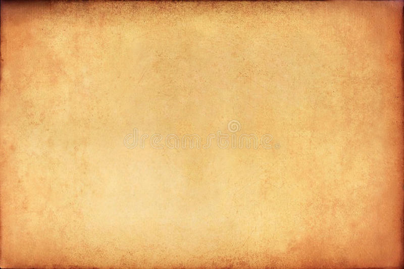Old paper texture. With age marks stock image