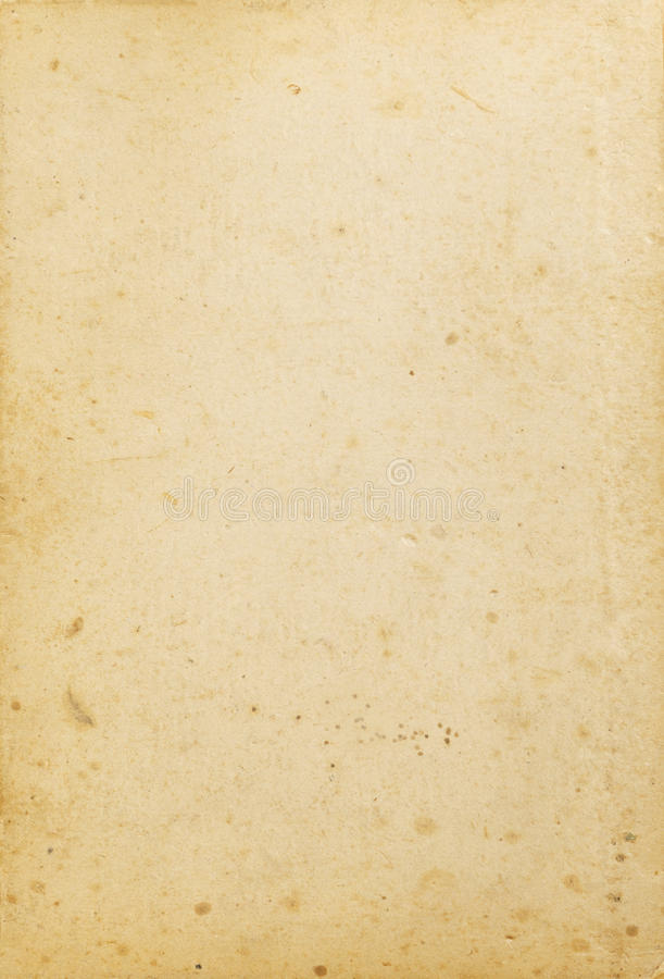 Download Old Paper Texture stock photo. Image of extract, cardboard - 32968096
