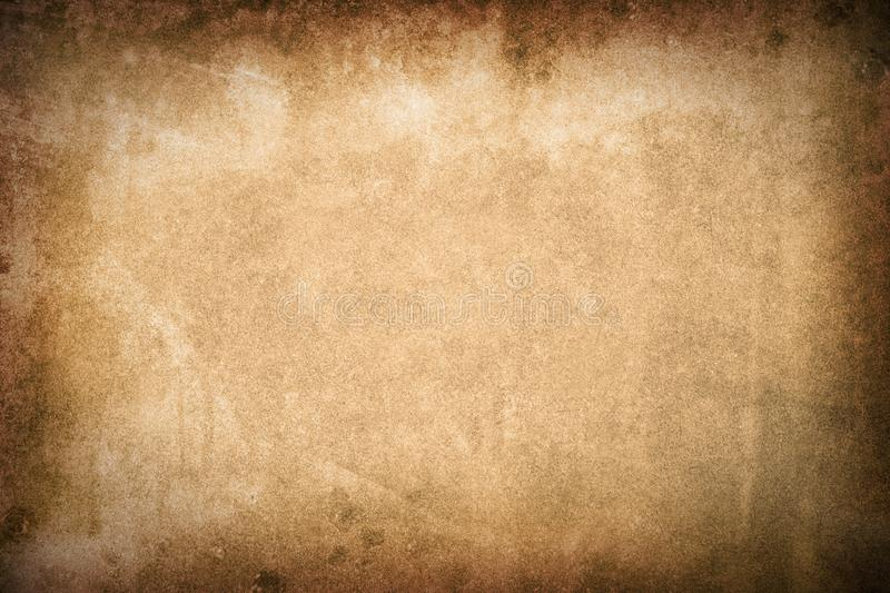 Old paper texture background. Old paper vintage texture background royalty free illustration