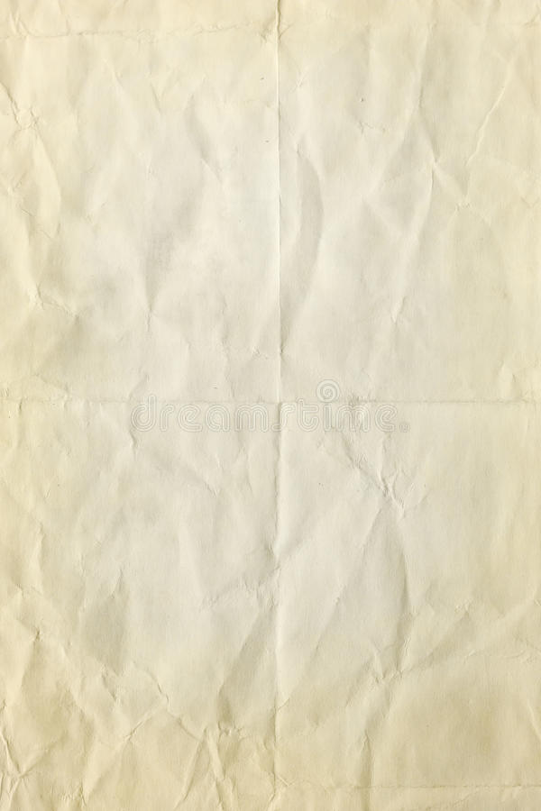 Old paper texture stock image