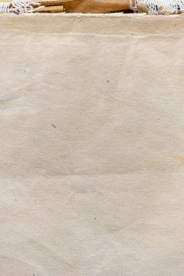 Old paper texture. Dirty and yellowed old paper texture for background. Old Paper texture. vintage brown paper background or texture. rough vintage paper stock images