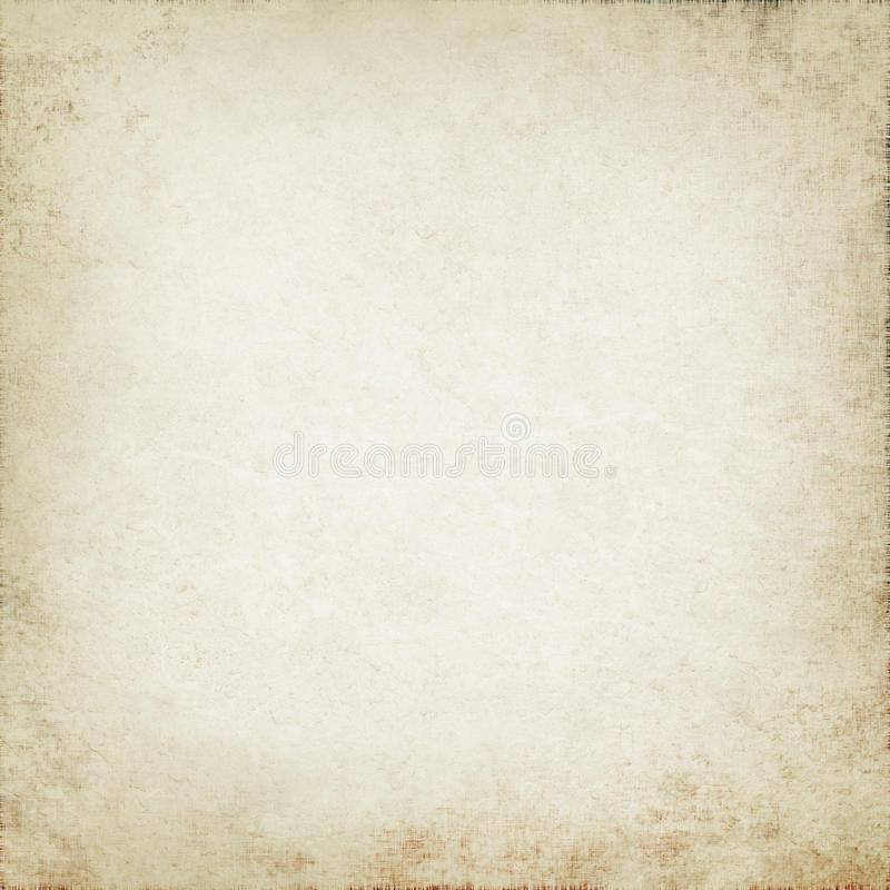 Old paper texture, vintage parchment background royalty free illustration