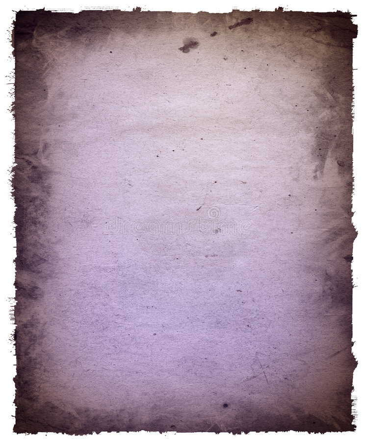Old paper textures royalty free illustration
