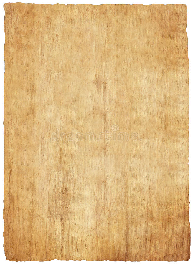 old papyrus paper stock illustration  illustration of paint