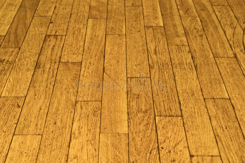 Old Parquet royalty free stock images
