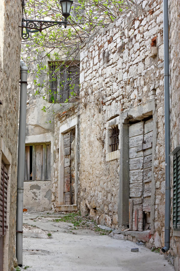 Download Old passage stock photo. Image of image, europe, weathered - 36828740