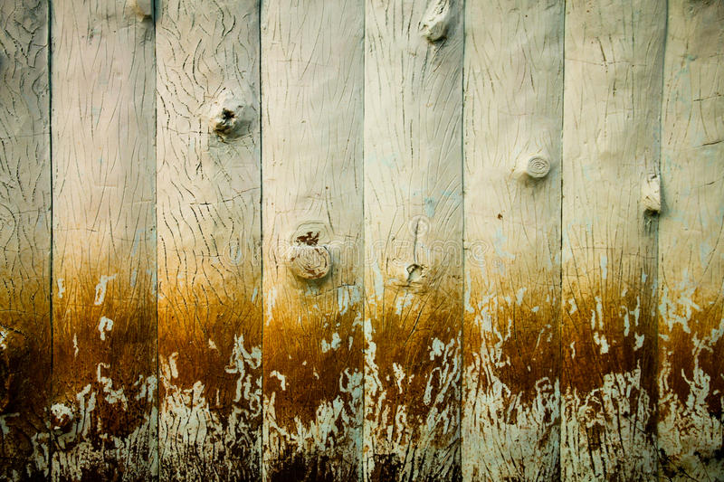 Old patterns of the wall stock photo