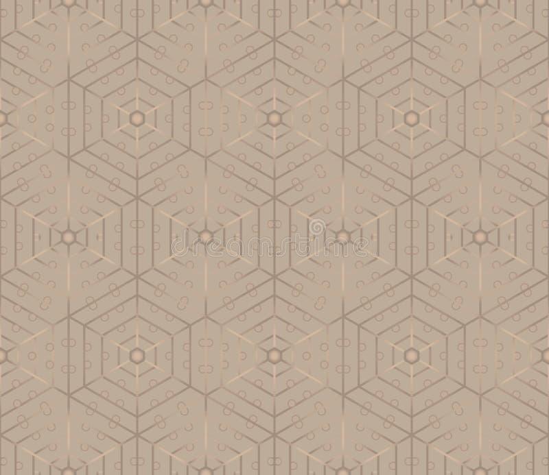 Old pavement pattern