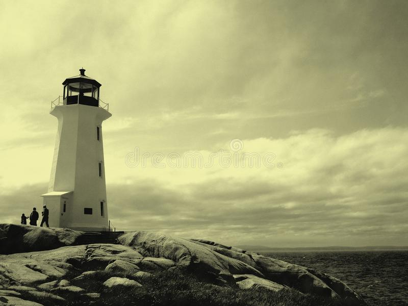 Download Old Peggy's Cove stock image. Image of ancient, scotia - 19247351