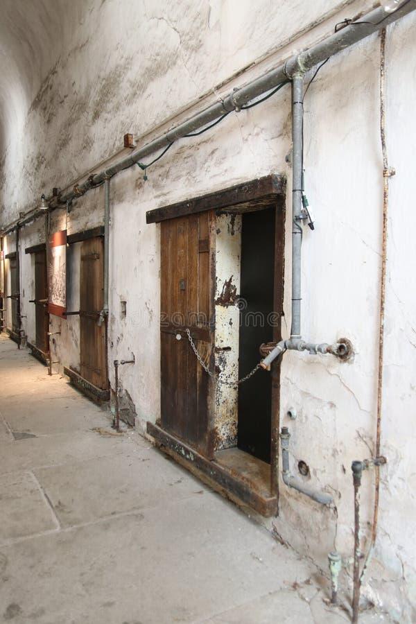 Old Penitentiary in Philadelphia,Pennsylvania royalty free stock images
