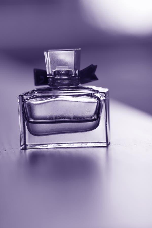 Old perfume bottle royalty free stock image