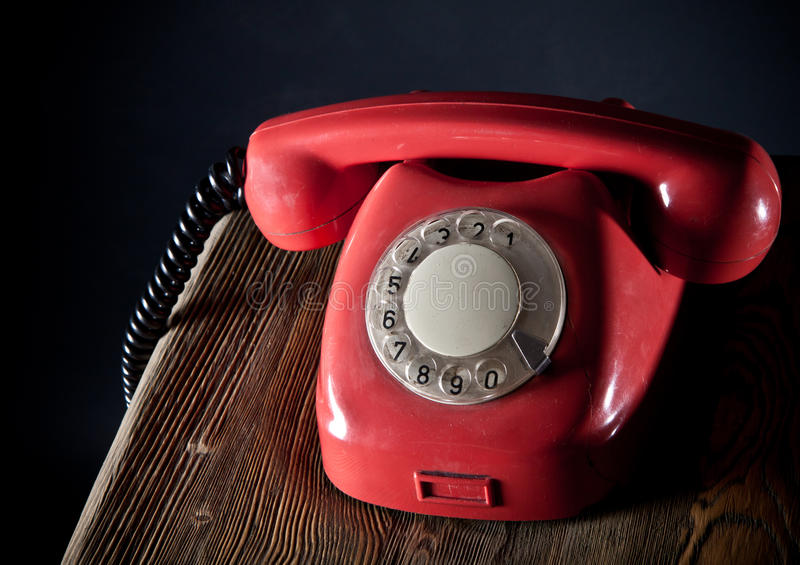 Download Old phone stock photo. Image of object, single, revival - 20290174
