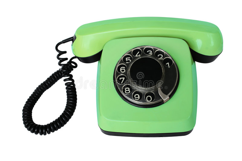 Download Old Phone Royalty Free Stock Photo - Image: 7143135