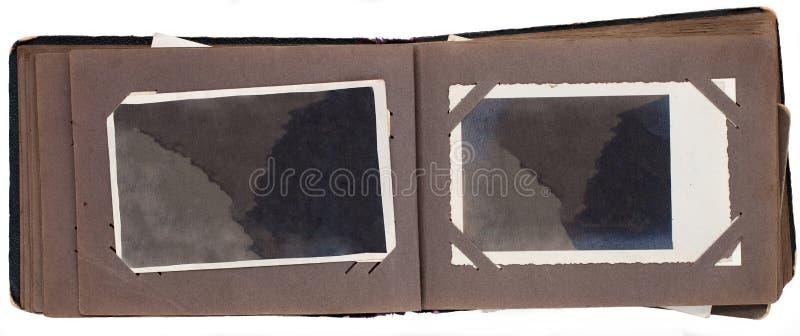 Old Photo Album Stock Image