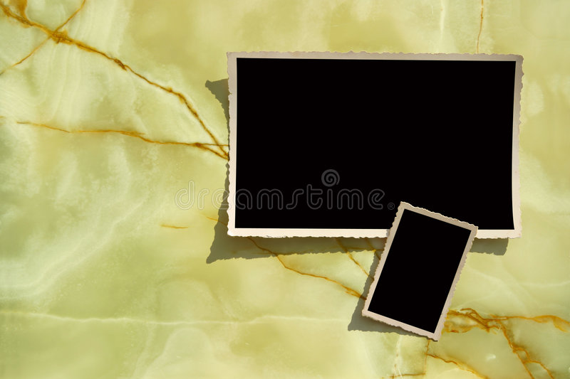 Download Old photo border stock image. Image of print, edge, rough - 7911245