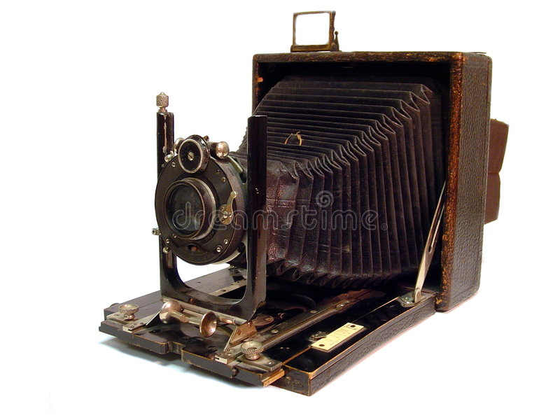 Download Old photo camera stock image. Image of design, manual - 2682055