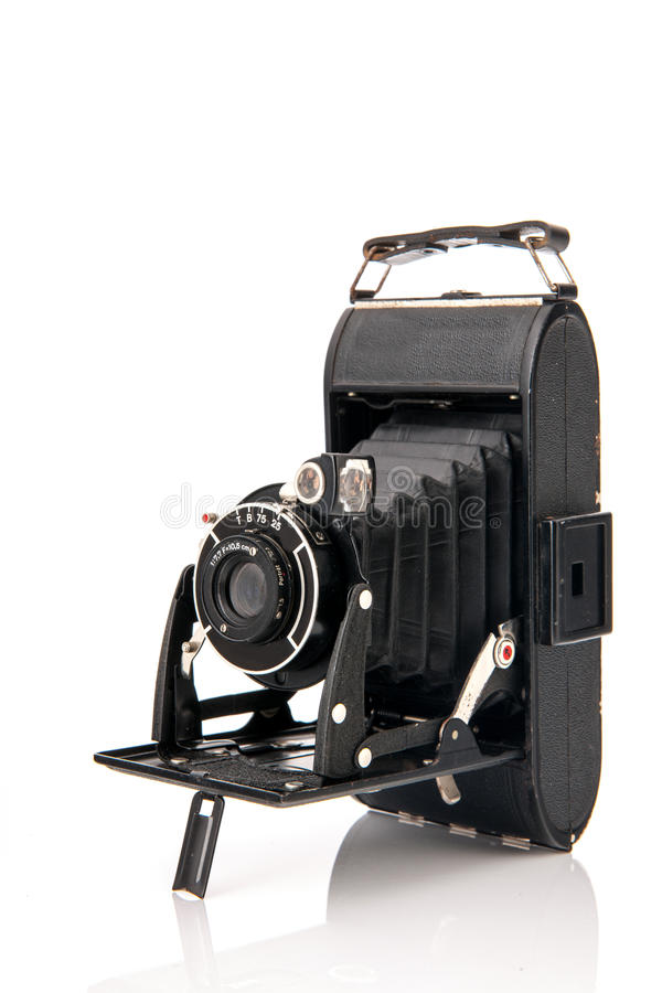 Download Old photo camera stock photo. Image of photo, focus, focal - 28470882