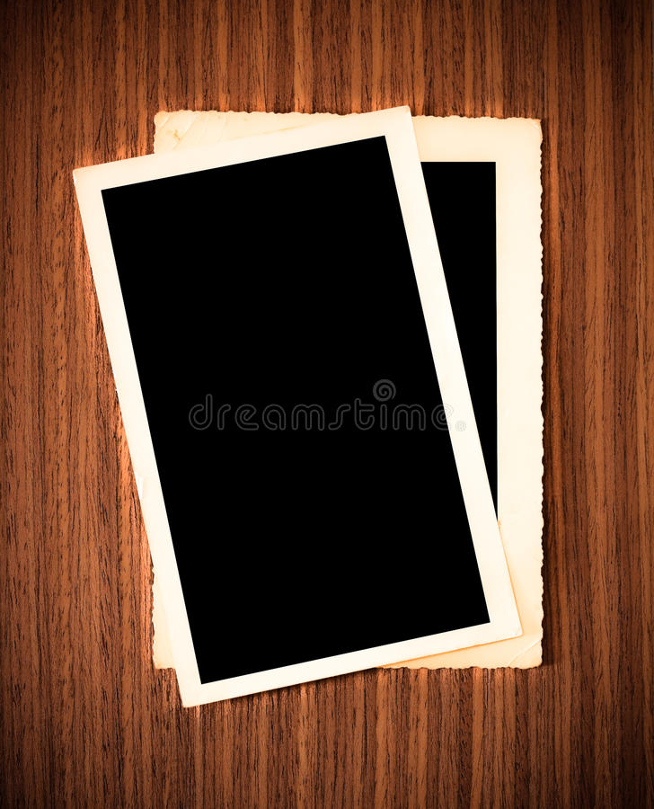 Download Old Photo frame stock image. Image of memory, card, film - 12826393