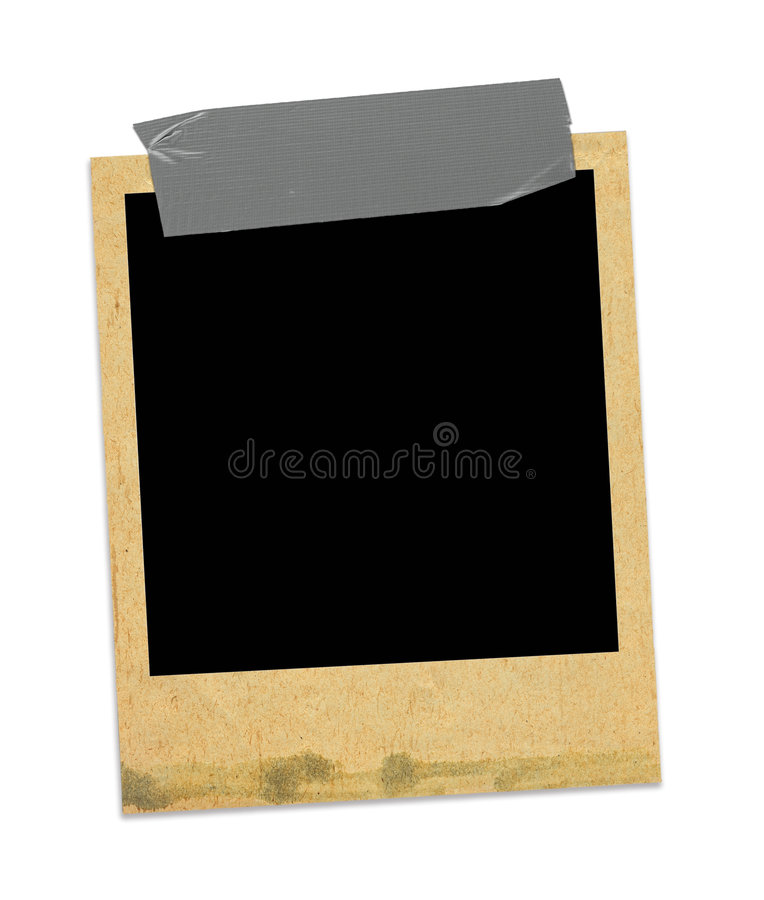 Download Old Photo Frame Stock Photo - Image: 4342380