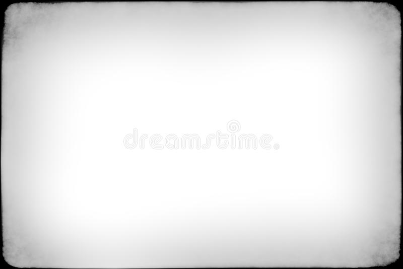 Old Photo Grunge Frame. An old photo grunge frame stock photography