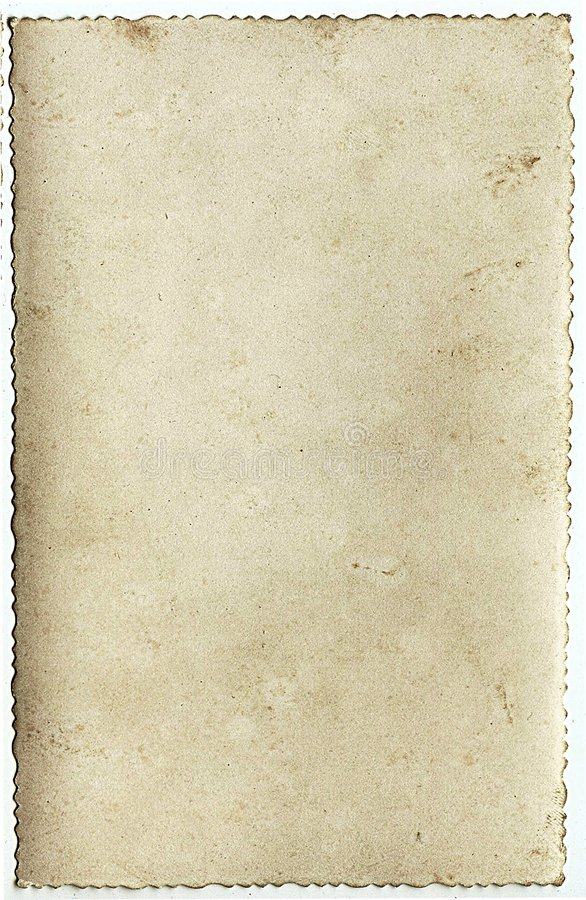 Download Old photo paper stock image. Image of card, photo, diluted - 8019449