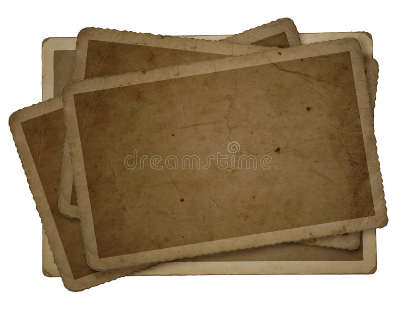 Old Photo Textures royalty free stock images