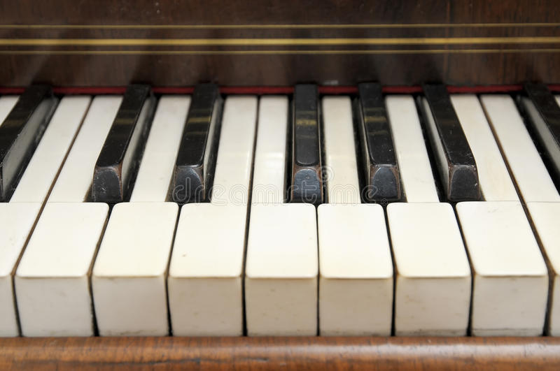 Download Old piano stock image. Image of artistic, lines, audio - 16742547