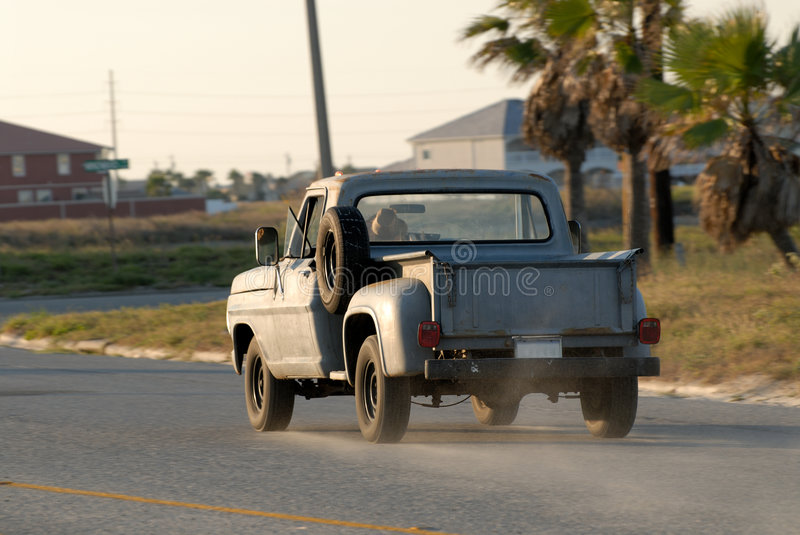 Download Old pickup truck stock photo. Image of vintage, texas - 7005470