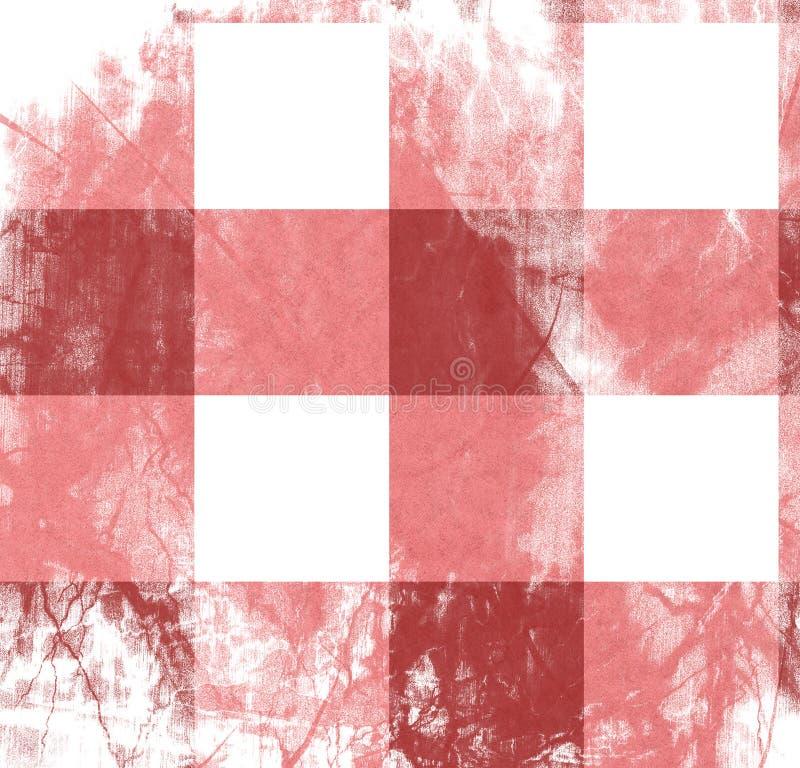 Download Old picnic cloth stock illustration. Image of folds, dinner - 7271750