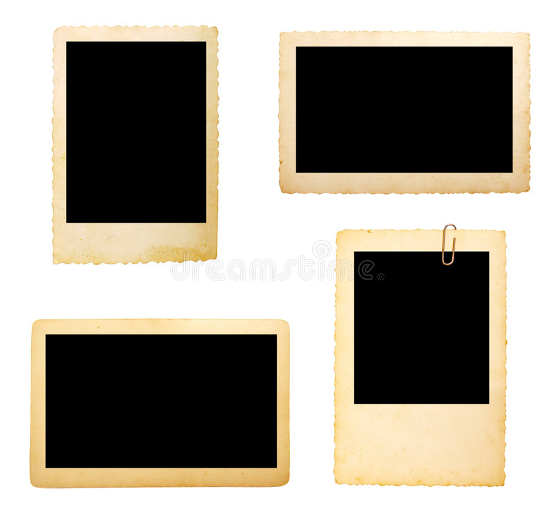 Download Old Picture Frame Group Royalty Free Stock Image - Image: 8506046