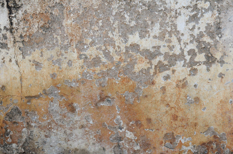 Old plaster wall surface royalty free stock photo