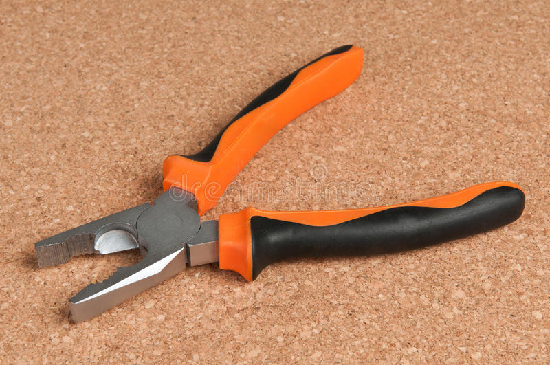 Download Old Pliers stock photo. Image of household, part, metallic - 26578248