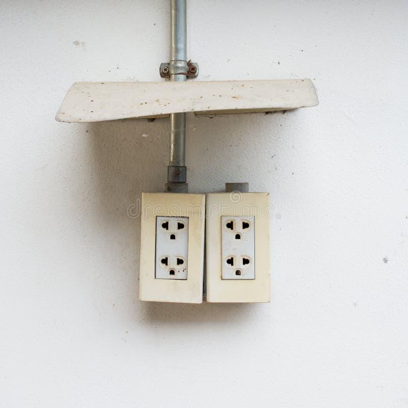 Old Plugs stock photos
